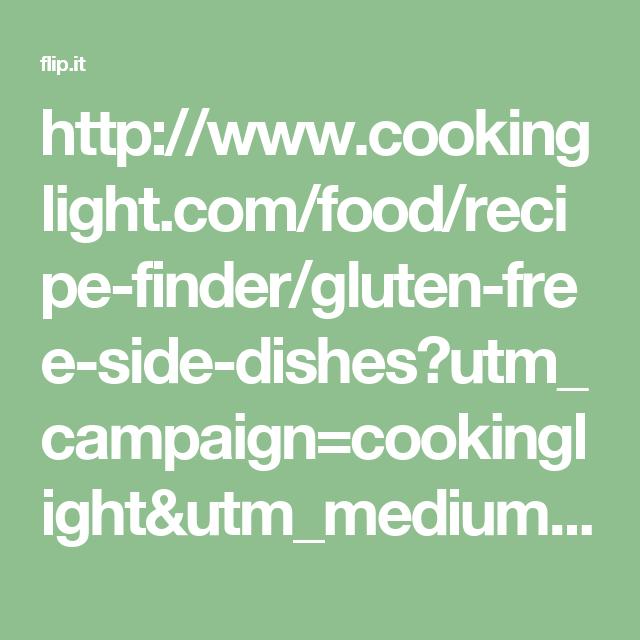Httpcookinglightfoodrecipe findergluten free side httpcookinglightfoodrecipe finder forumfinder Gallery