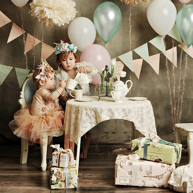 10 1st Birthday Party Ideas for Girls Part 2 Head to the Tinyme