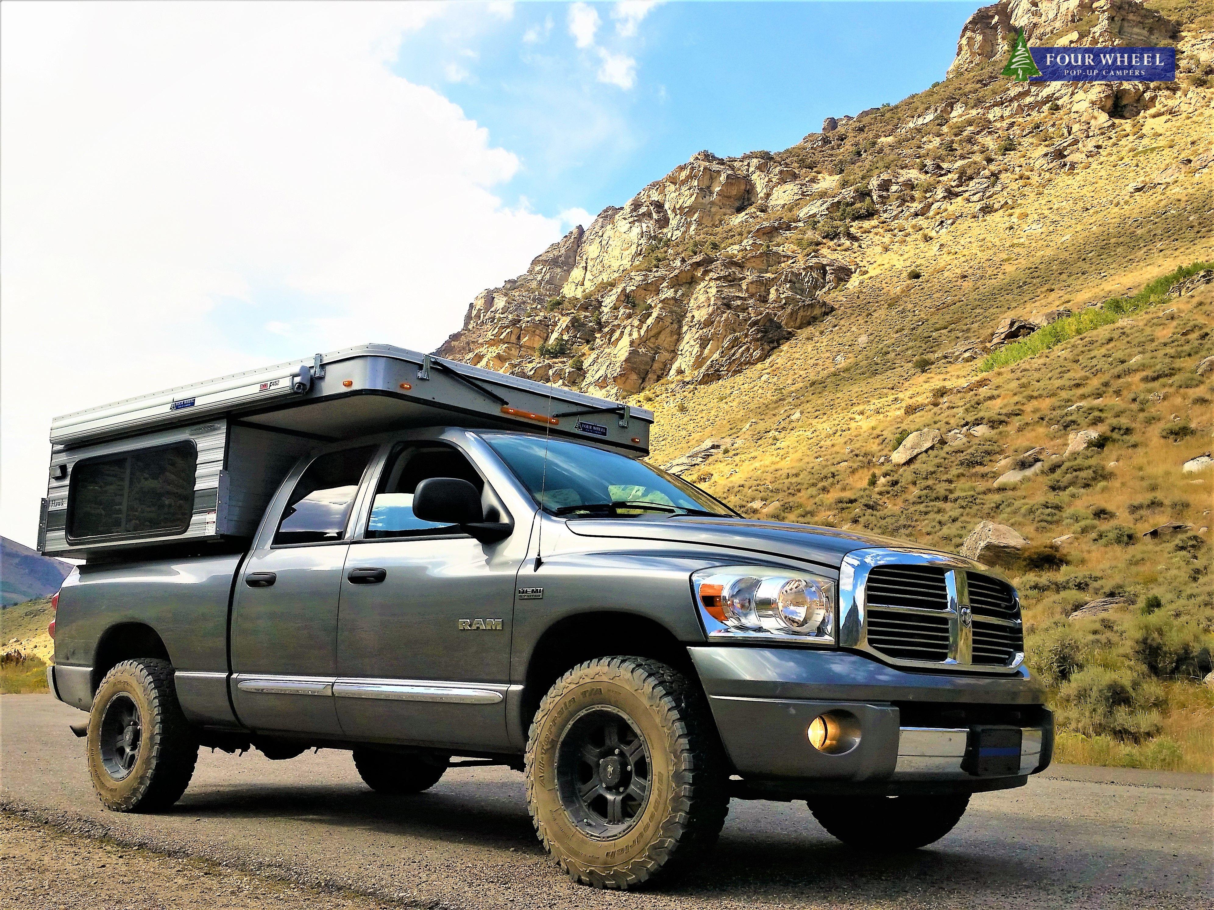 Looking For Rams Dodge Fwc Hunting Bighornsheep Truckcamper