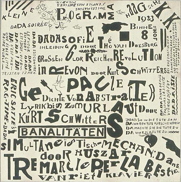 Dadaísmo. Theo van Doesburg.