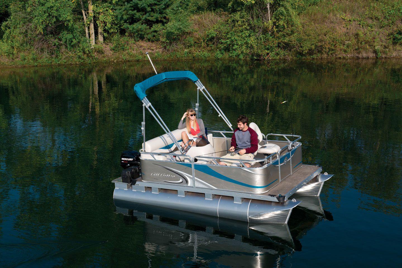 I Want A Mini Pontoon Boat With Images Pontoon