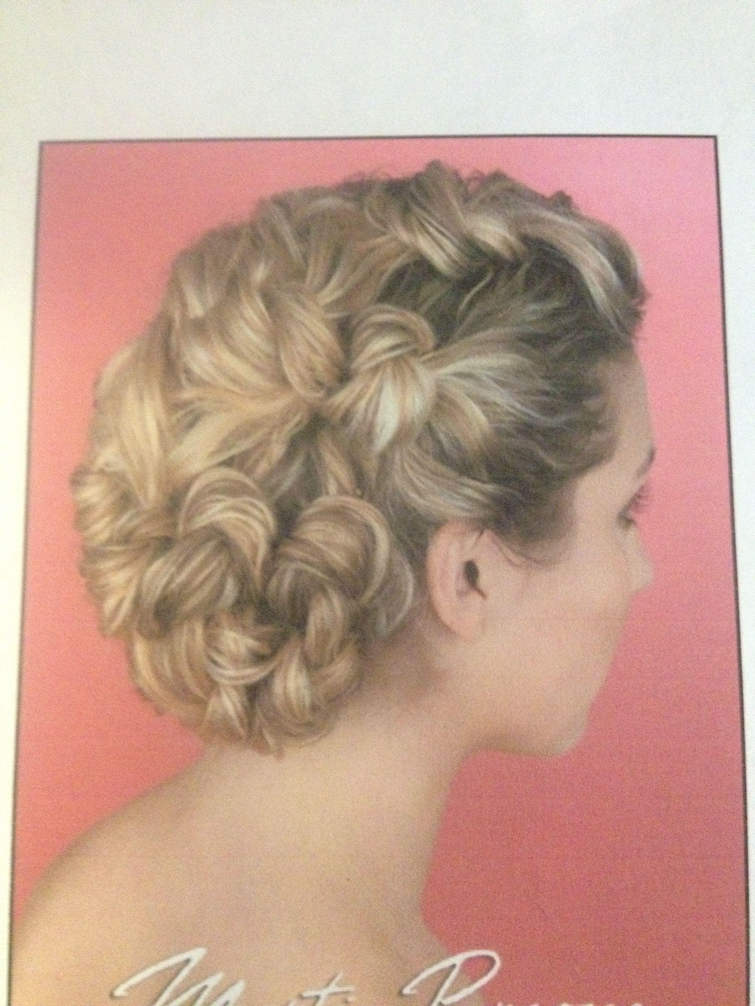 martin parsons pretty bridal updo   hair/ beauty   hair