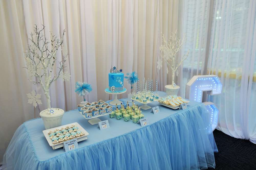 Frozen (Disney) Birthday Party Ideas | Photo 13 of 15 | Catch My Party