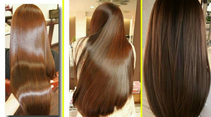 طريقة فرد الشعر بالنشا بالتفصيل شعر بشرة وشعر Long Hair Styles Hair Hair Styles