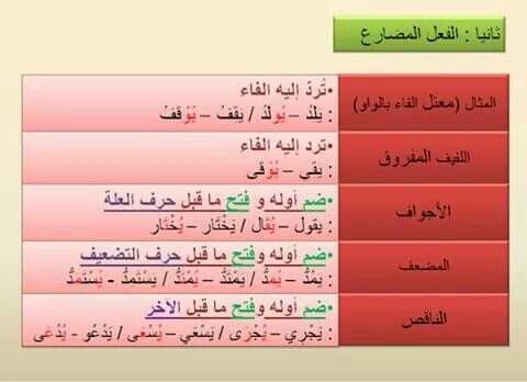 كيفية بناء الفعل للمجهول ٢ Arabic Worksheets Education Worksheets