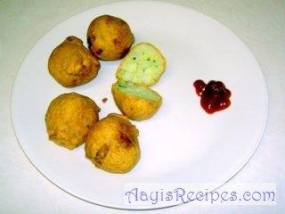 Batata Vada » Aayis Recipes