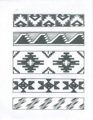 native patterns | Flickr - Photo Sharing!