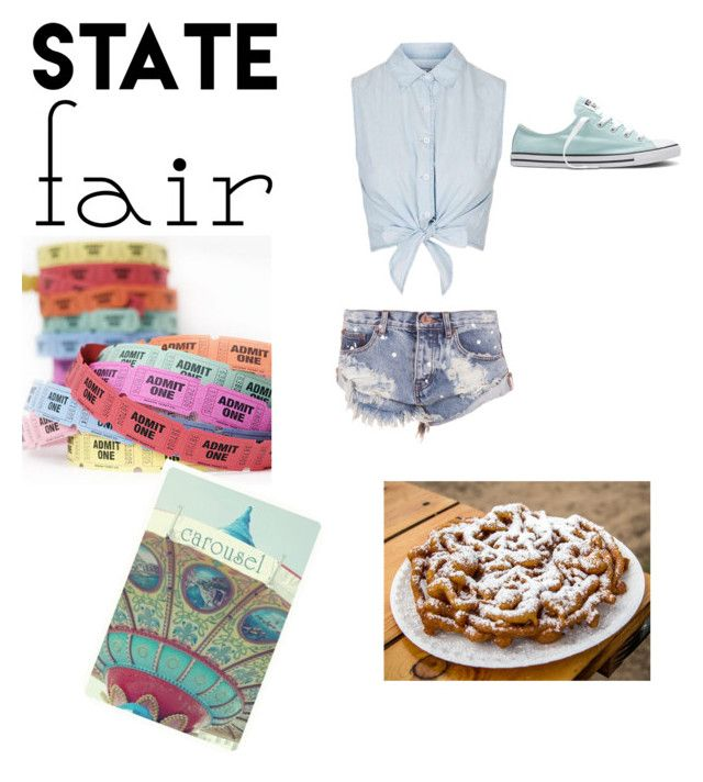 """""""Untitled #30"""" by natasha-maria-louise-mason on Polyvore featuring One Teaspoon, Topshop and Converse"""