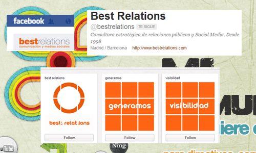Best Relations presenta el programa 'Social Media Llave en Mano'