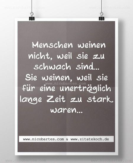 warum-menschen-weinen-spruch-lustige-facebook-sprche-nico-bartes-14105541304kn8g #Spruche