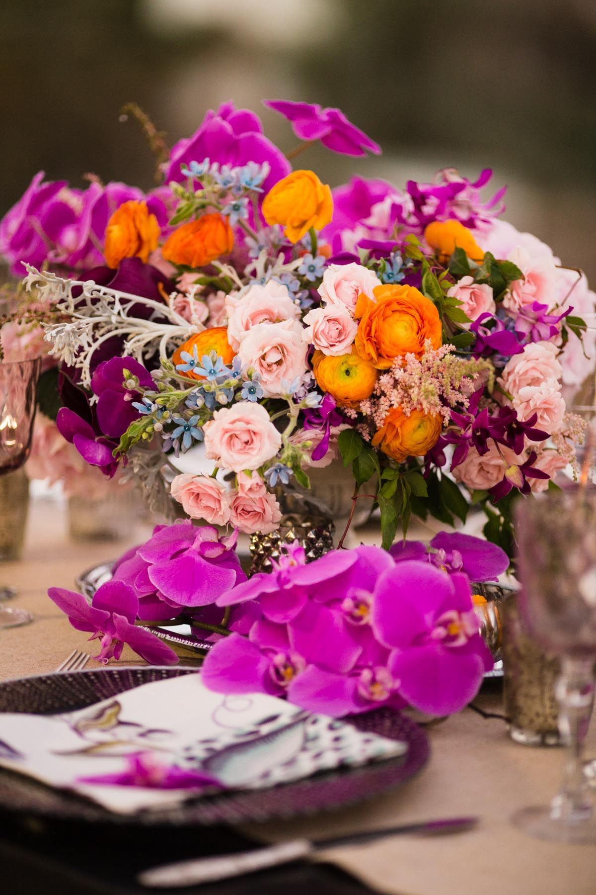 Flowers: Natural Pina // Photography: Chris + Lynn | Fresh Flowers ...