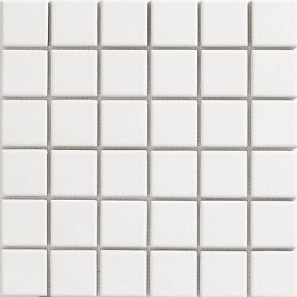 Onyx White Gloss Mosaic Tiles 300 X 300mm X 1 Homebase Emser Mosaic Tiles Versatile Tile