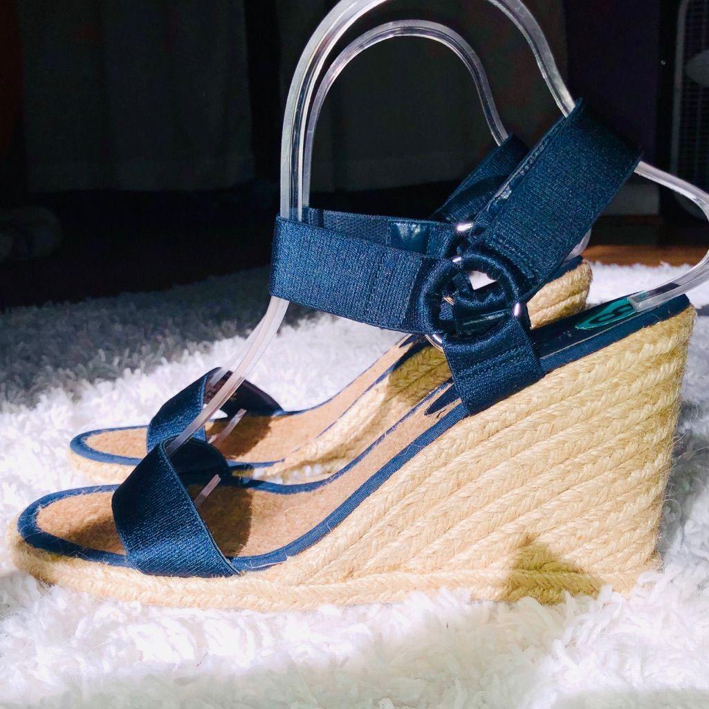 Ralph Lauren Shoes  Nwot Lauren Ralph Lauren Navy -1155