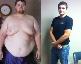 P90x Before And After Men Skinny