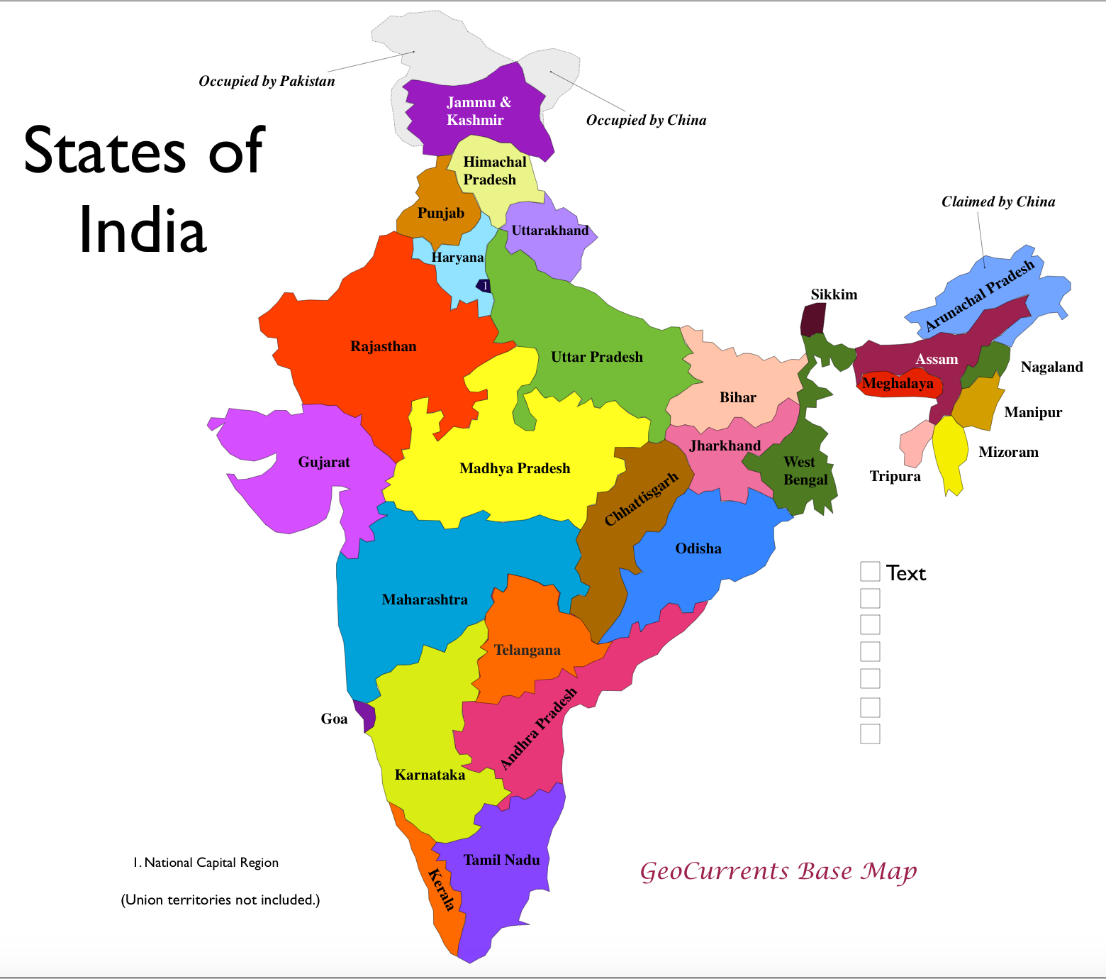 India Provinces Map India Map China Map India World Map