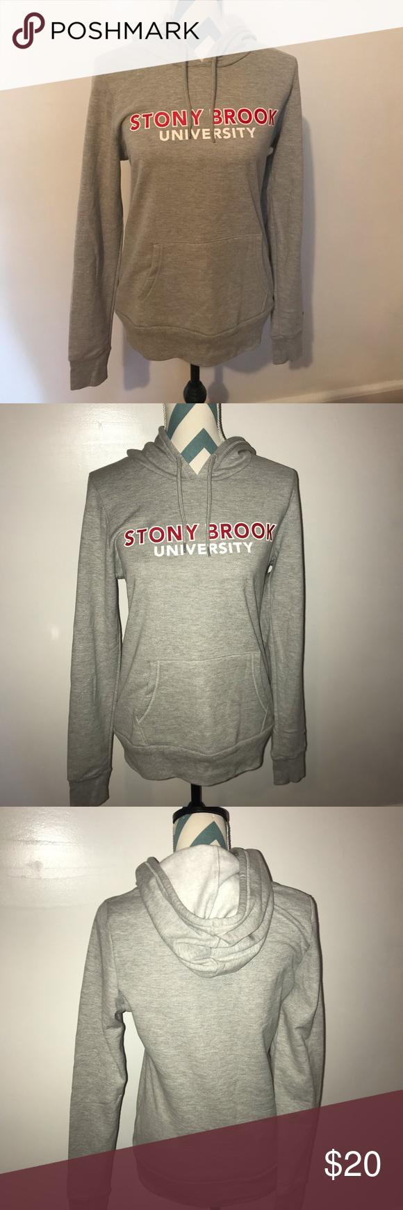 Stony Brook University Champion Sweatshirt Stony Brook University Women S Hooded Sweatshirt Fit Athletic Fabric 57 Champion Sweatshirt Fashion Sweatshirts [ 1740 x 580 Pixel ]