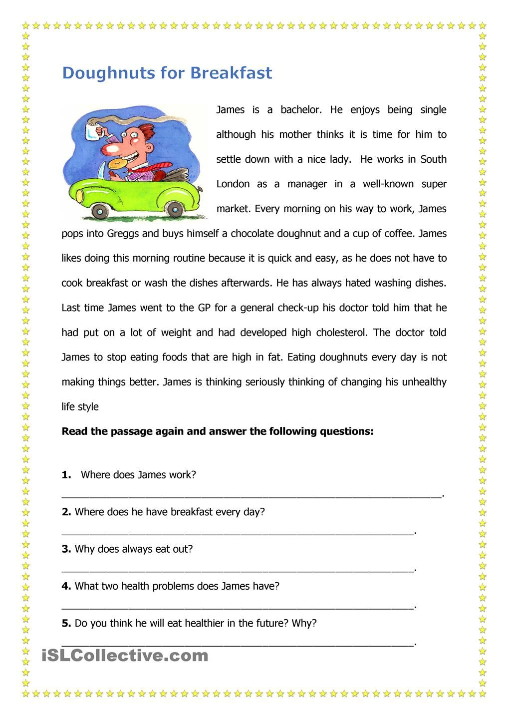 - Doughnuts For Breakfast (With Images) Teaching Reading