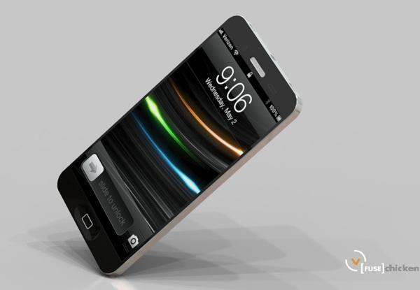 Apple's next iPhone 3.95inch display, 640 x 1136