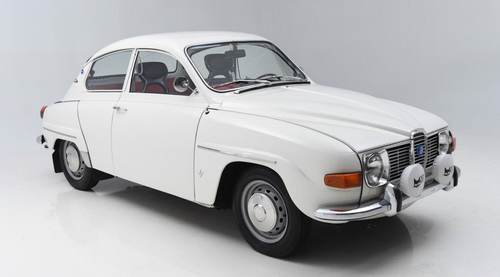 1969 SAAB 96