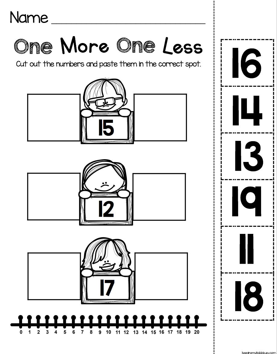 Counting And Cardinality Freebies Keeping My Kiddo Busy Kindergarten Math Worksheets Kindergarten Math Kindergarten Math Units [ 1176 x 920 Pixel ]