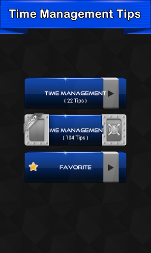 Are you looking for the best Time Management Tips? Life is short and there is so much work to do, if you want to stay productive it is critical you have effective time management skills so you can save time and get more work done. This app is filled with time management strategies and time management techniques that you can use to increase your personal productivity. Knowing how to manage your time is important, especially if you are working at a demanding job/career or a college student…