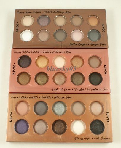 Can Dream Catchers Get Full 40NYX Limited Dream Catcher Palette Full Set DCP0102040 This is 35