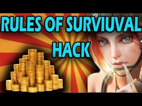 Rules of Survival Hack — Get Free Diamonds and Gold for ...