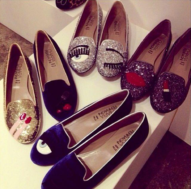 Loafers by Chiara Feragni