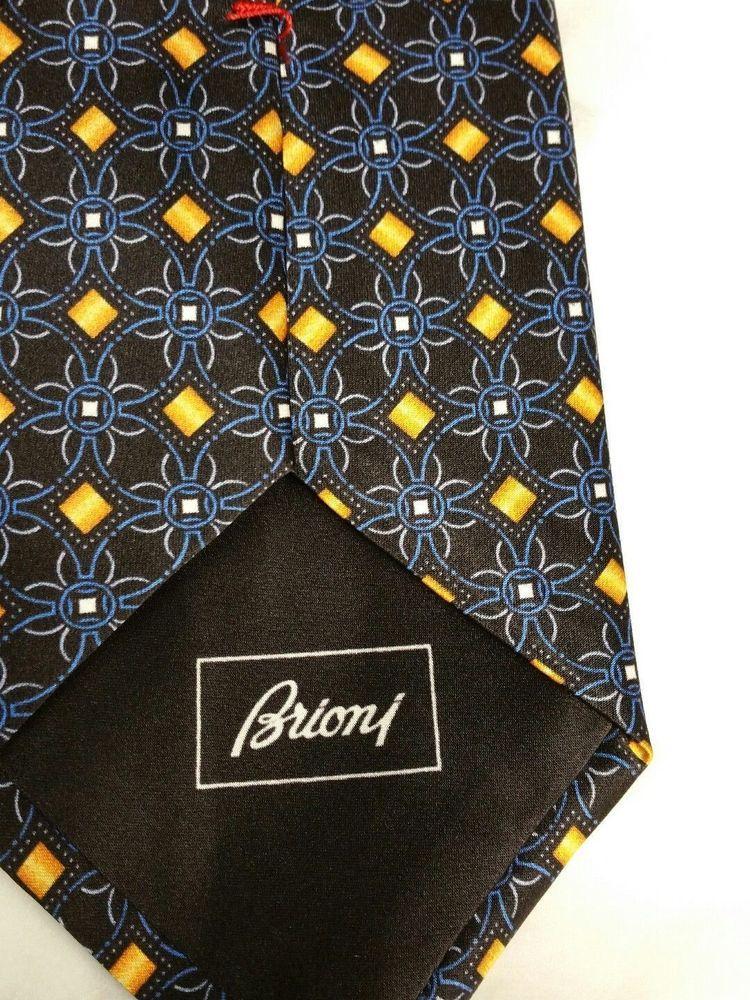Brioni Italian luxury beautiful Tie , Modern 3 1/8 inch model  NWT$240+tax  #Brioni #NeckTie
