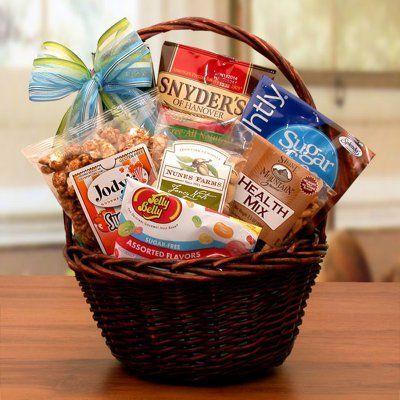 Mini sugar free gift basket 80193m free gifts gift and products mini sugar free gift basket 80193m negle Choice Image