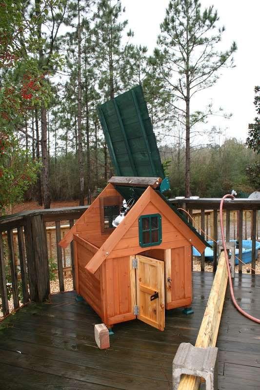 Small Duck House Dog House Kit Duck House Easy Dog House Dog