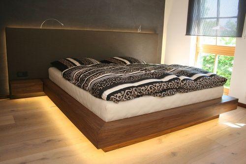 Schlafzimmer Holz, Eiche Schlafzimmer Pinterest