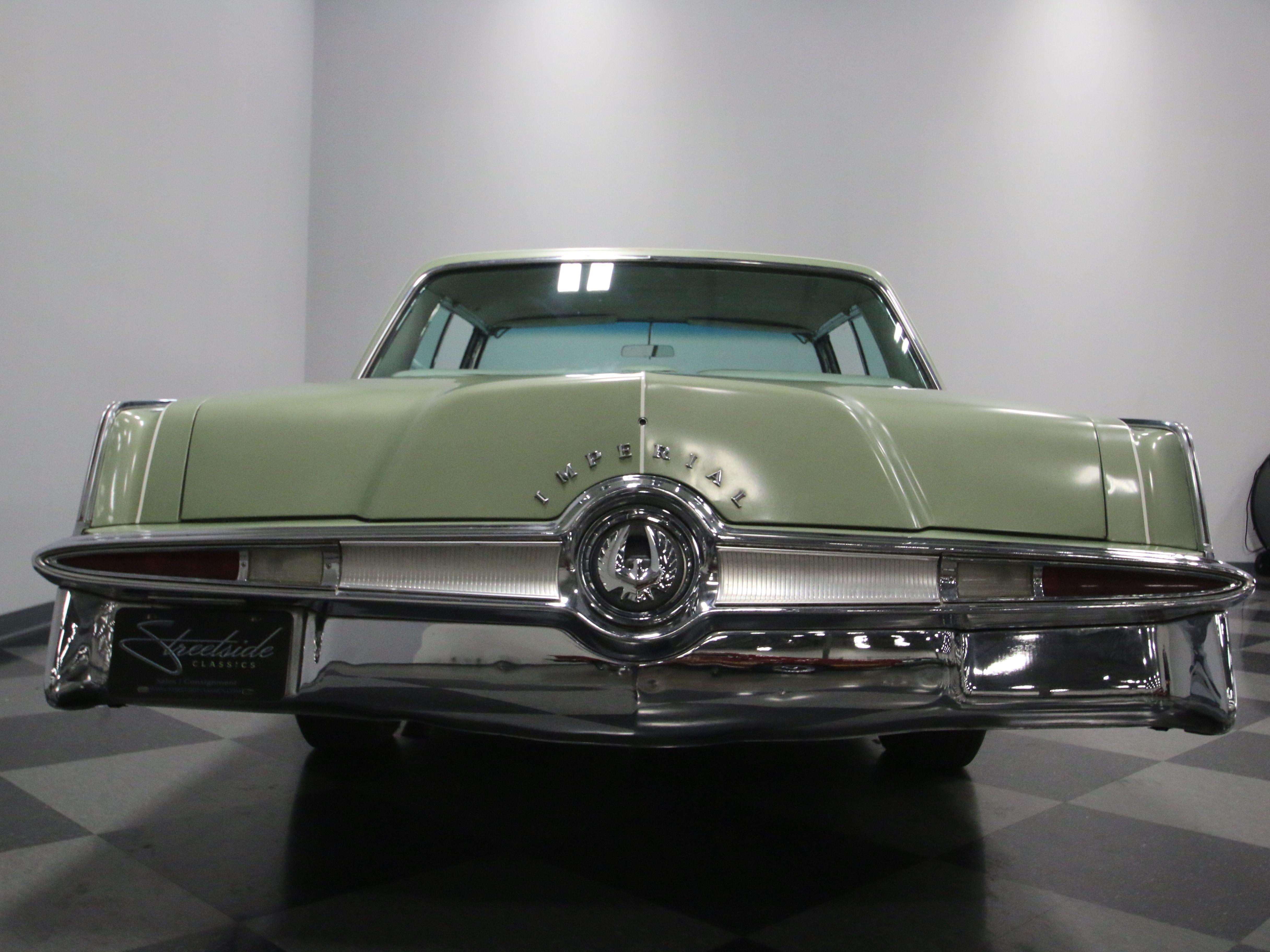 0708-NSH | 1964 Chrysler Imperial Crown | Streetside Classics | Car ...
