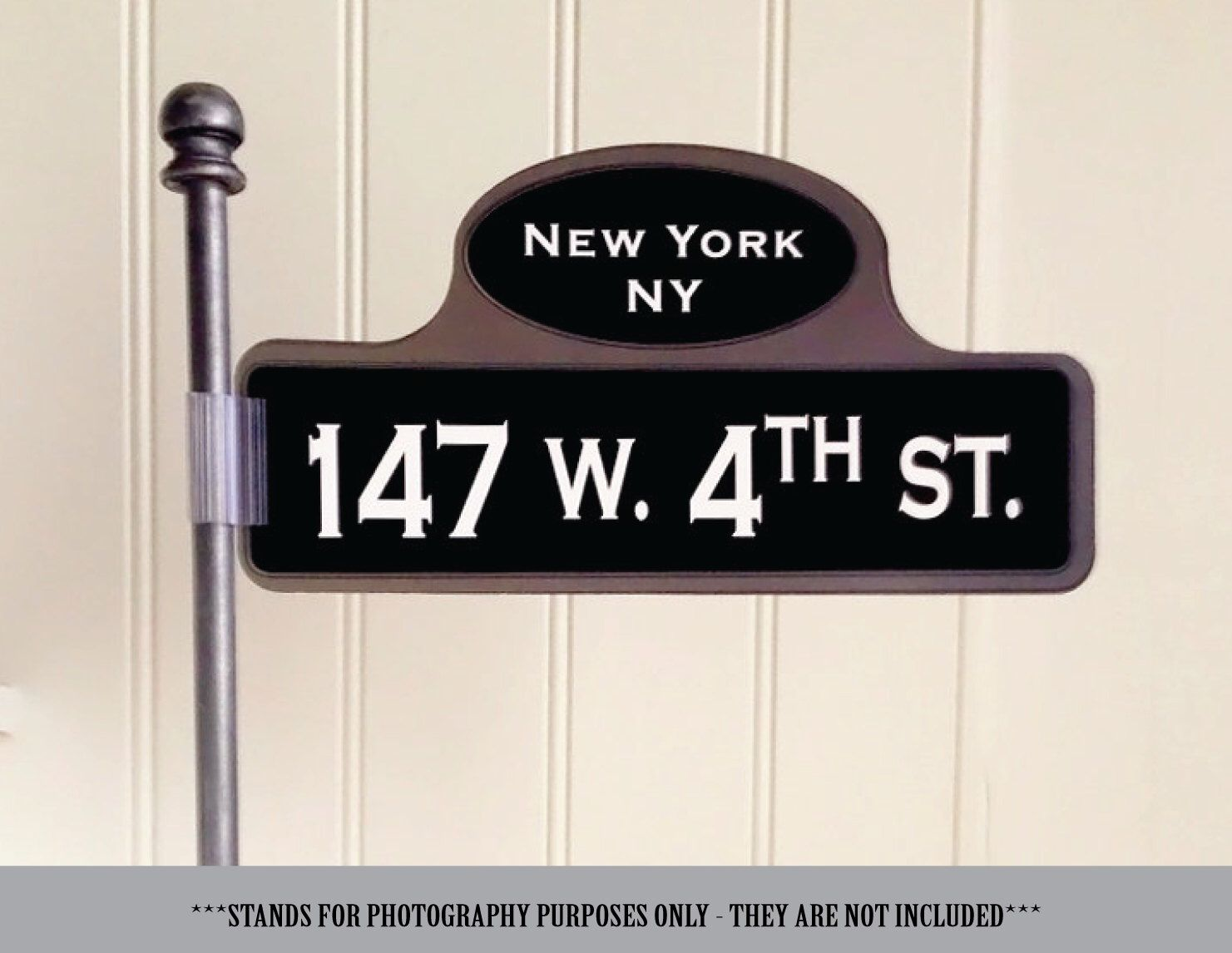 Custom Old New York Street Sign Table Numbers By CathysCustomPrints On Etsy