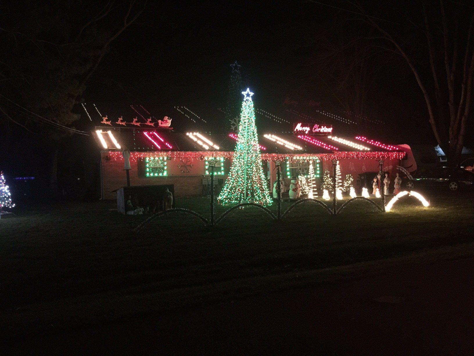 Milford Ohio Christmas Light Display Cincinnati Christmas Light Installation Christmas Light Displays Christmas Light Installation Light Display