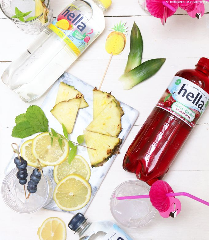Party, Sommerparty & Drinks | whatinaloves.com #hella