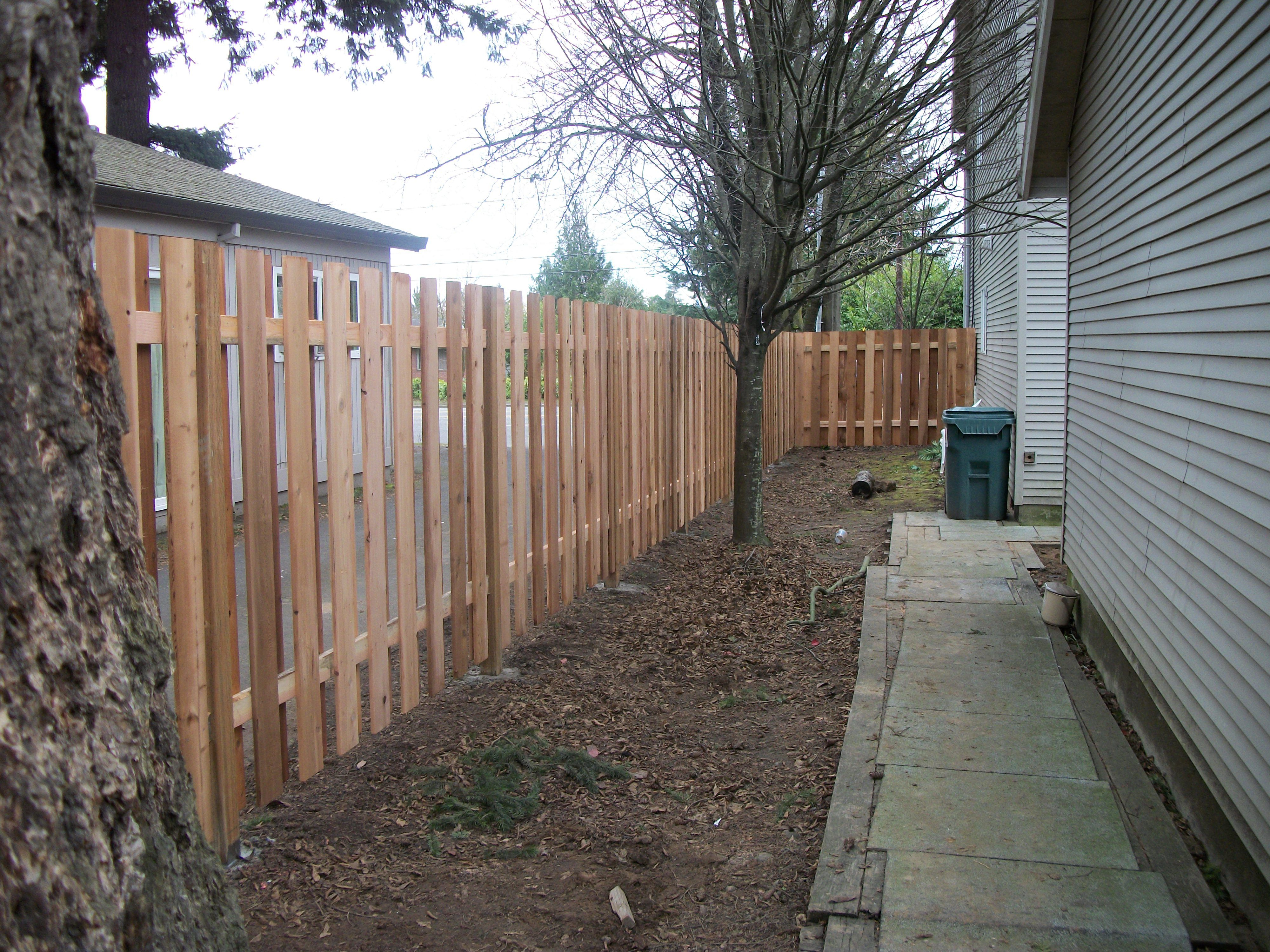 6 39 High Good Neighbor Fence Fence Gate Wall Designs