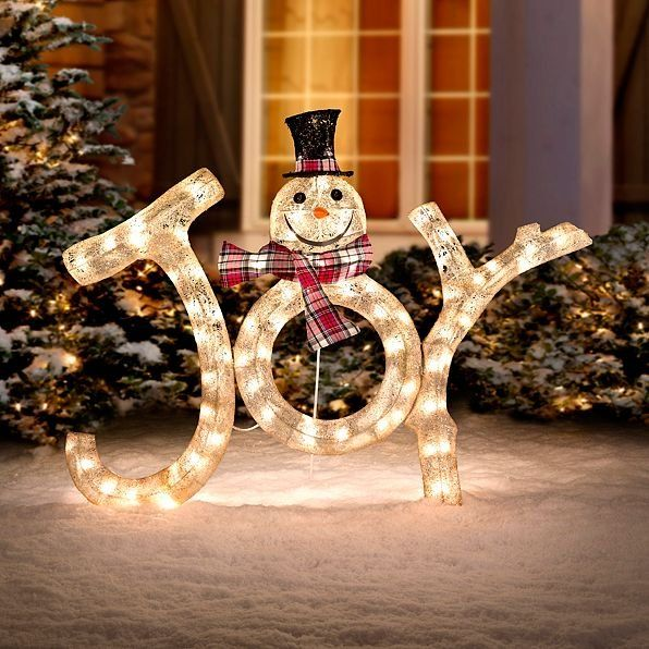 Pin On Outdoor Christmas Decorations