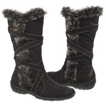 5dcfae4d11 Women s Natural Soul by Naturalizer Fasano Boot Black Fabric  FamousFootwear.com