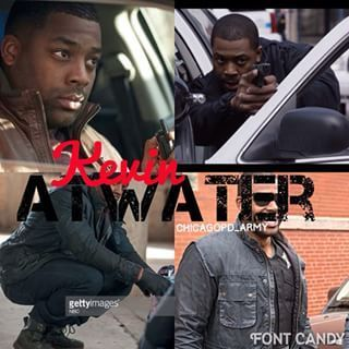 Kevin Atwater #ChicagoPD