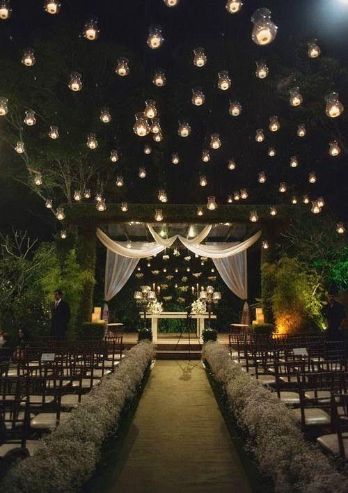 Mi wedding diario el encanto de las bodas de noche for Casa jardin winter park fl