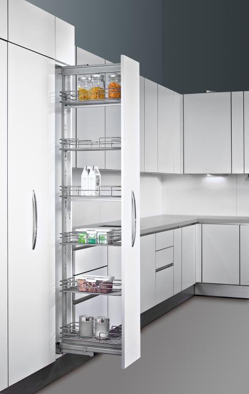 Kitchen Cabinets Fittings, Kitchen Cupboard Interior Storage