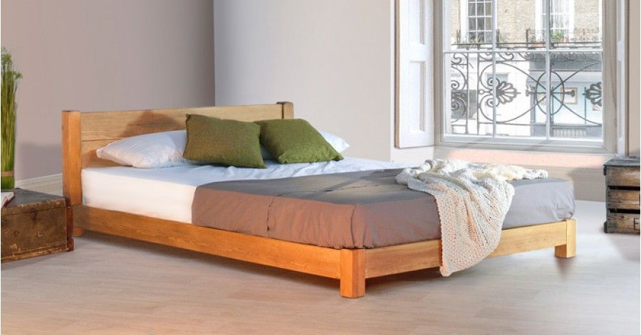 Low Oriental Bed Space Saver Space Saving Furniture Bedroom Wooden Bed Frames Minimalist Living Room
