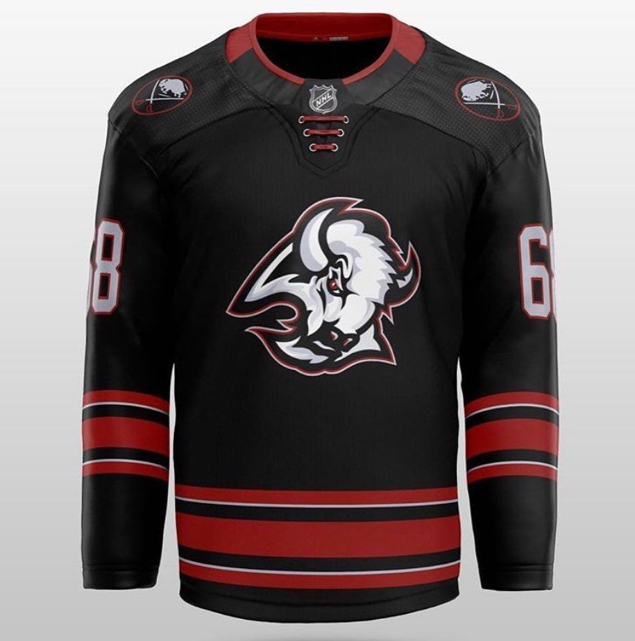 buffalo red jerseys