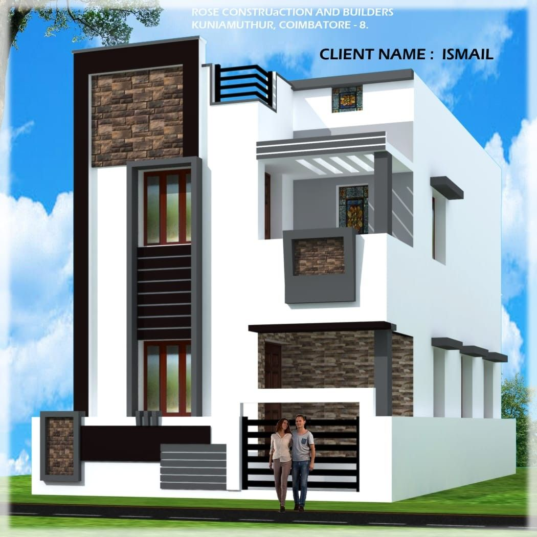 Pin By Ersasi On Ismail House Outer Design Duplex House Design Model House Plan