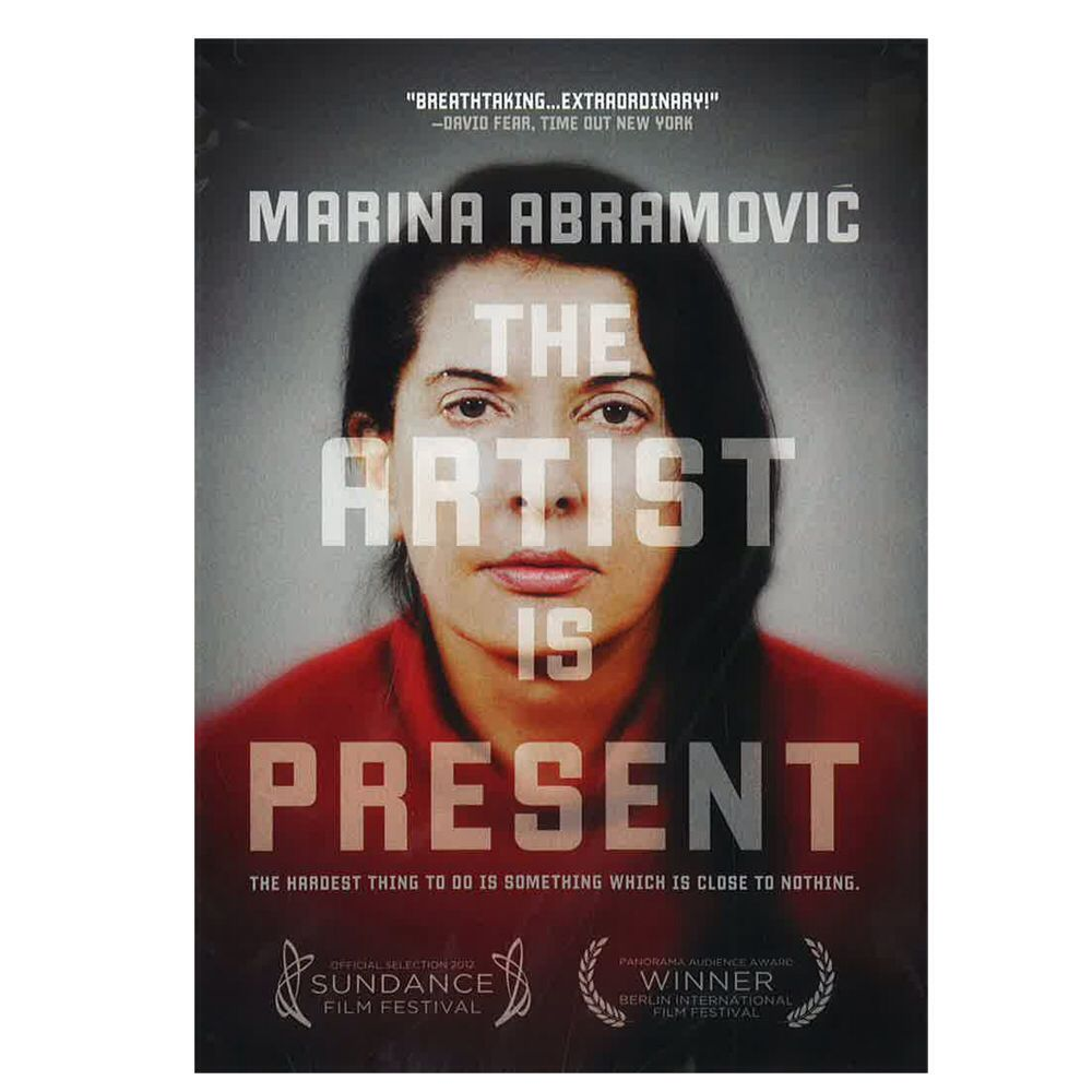 Marina Abramovic The Artist Is Present Pelicula Documental De La Maravillosa Diva De Las Performance Sin Marina Abramovic Art Documentary Documentaries