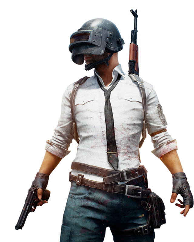 Playerunknown's Battlegrounds Guy (pubg) PNG Image 2020