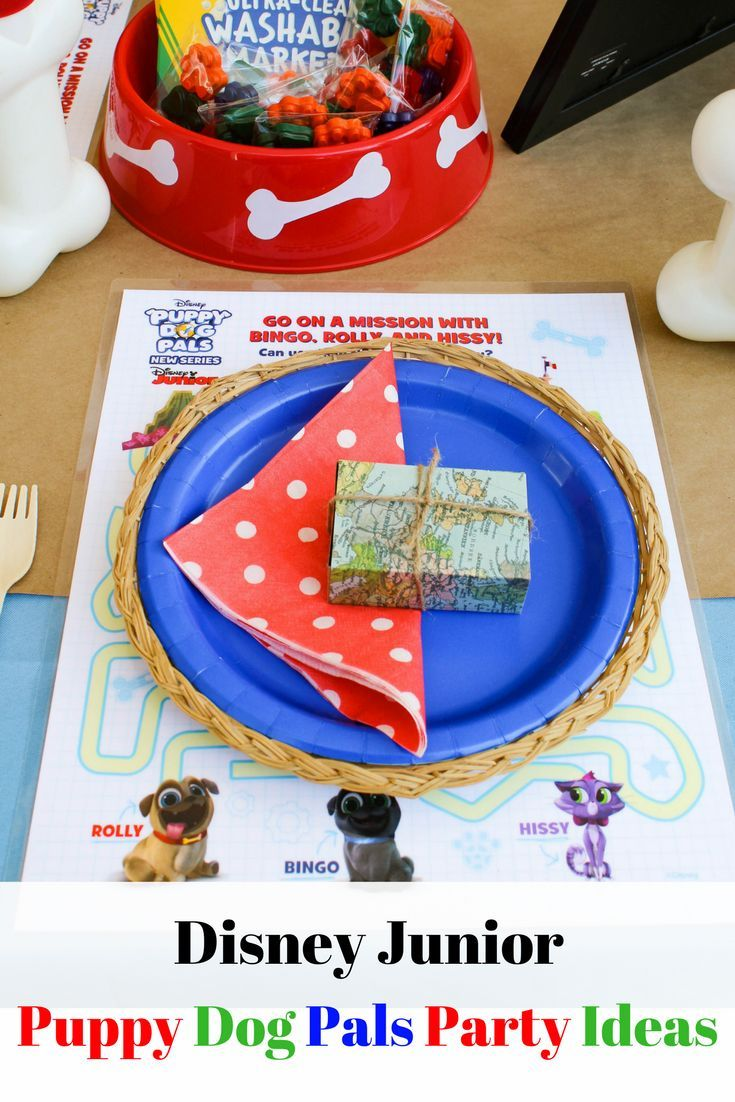 Are You Planning A Disney Junior Puppy Dog Pals Birthday Party Then Check Out This List Of 5 Easy Ideas For Any Special Occasion