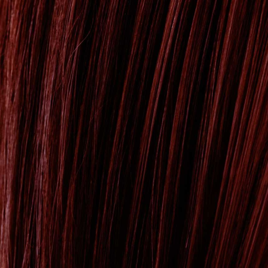 66 Fire Red Bright Hair Permanent Hair Color And Dark Blonde