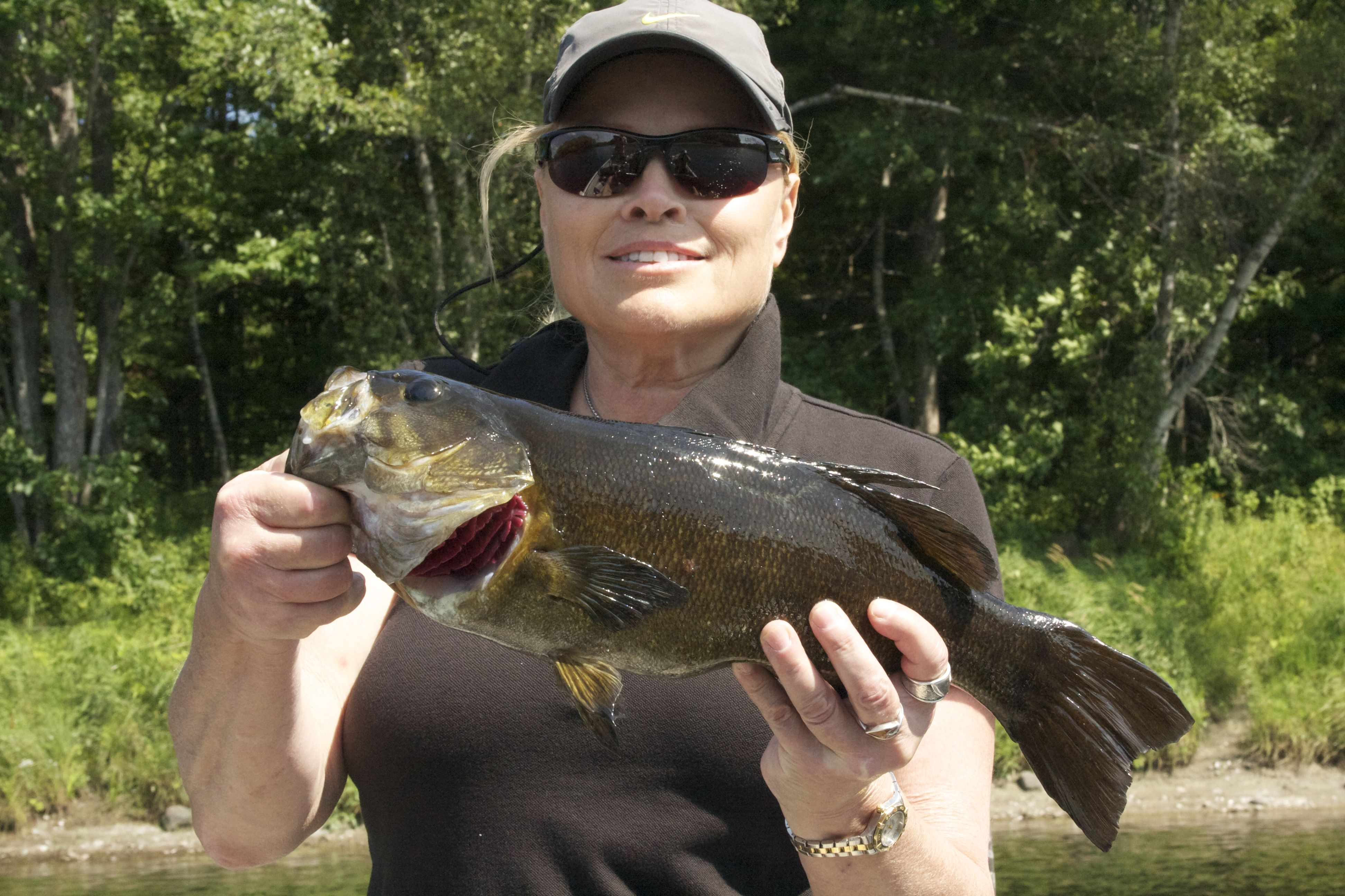 Maine Smallmouth Bass fishing Adventures Jun1 to Oct 30